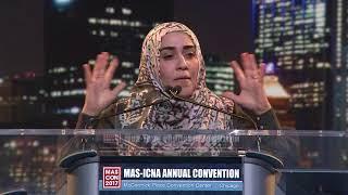 Stay Spiritually Afloat | Yasmin Mogahed #MASCON2017