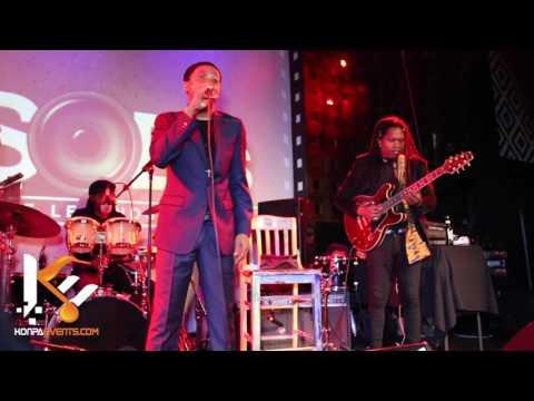 Reginald Cange Live Performance @ LNDJ17 Unplugged @ SOB's  3:26:17