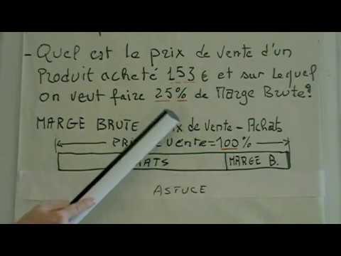 Calculer Un Prix De Vente Avec La Regle De Trois Par Eric Du Petit