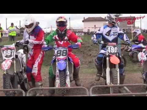 Motocross de MOULINS Chpt de Ligue d'Auvergne   Moto Club Moulins