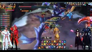 Aria Forsaken World New Zodiac bosses level 85
