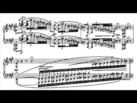 Karol Szymanowski ‒ Piano Sonata No.2, Op.21