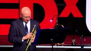 Trumpet songs: Rick Bogard at TEDxUTA