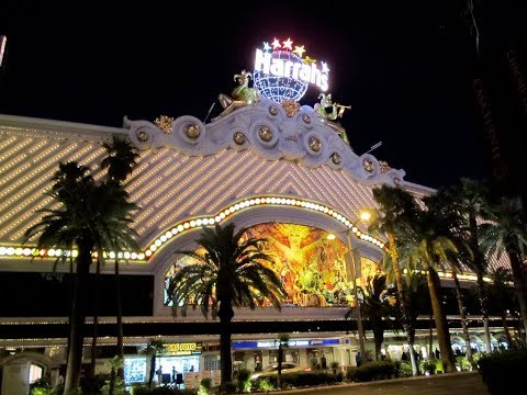 Harrah's Las Vegas Valley Room Review 4K