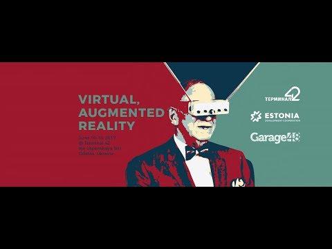 Garage48 VR/AR Odessa 2017 Final Event