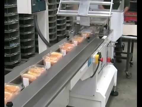Горизонтальная упаковочная машина «Swift» (PFM Group, Италия)