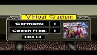 FIFA Soccer 96 PS1 Gameplay HD