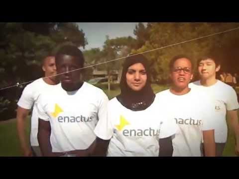 Enactus University of Pretoria 2015