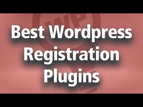 Wordpress Registration Plugin - How to Customize Your Login Page