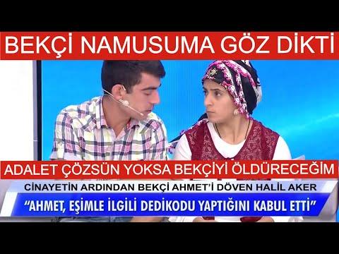 İrfan Avcı Ahmet'e Sordu 'Tanımıyorum' Dedi