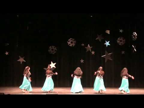 Maithry New Year 2013:Fusion Glow dance