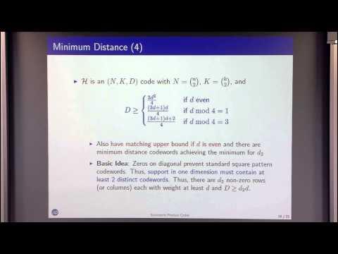 Symmetric Product Codes