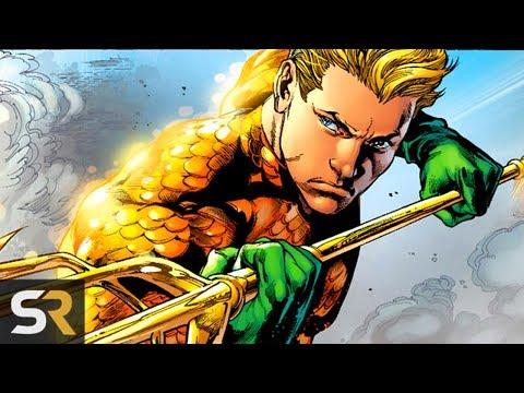 Aquaman's Superpowers Explained