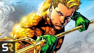 Aquaman's Superpowers Explained