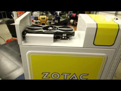 Zotac/Thermaltake Urban T81 - Stock vs Modded