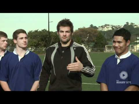 Richie McCaw: Rugby Tackle Techniques
