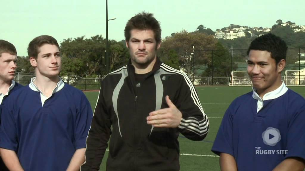 richie mccaw rugby tackle techniques youtube