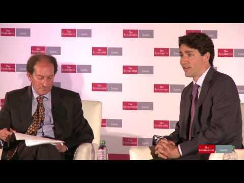 Keynote interview: Prime Minister Justin Trudeau