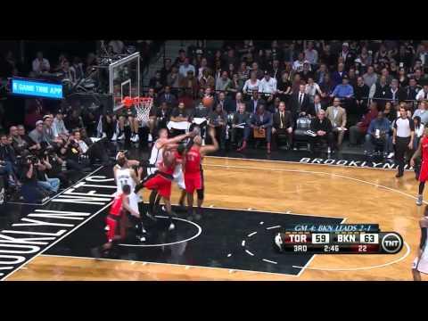 Toronto Raptors vs Brooklyn Nets Game 4 | April 27, 2014 | NBA Playoffs 2014