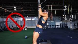 Foundational CrossFit Gymnastics Movements/Workouts- Week 2: Pulling Movements