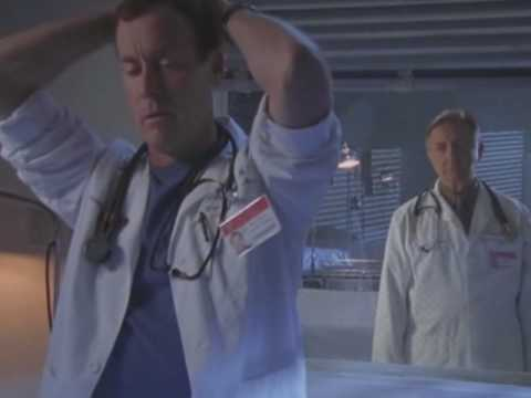 Scrubs: Dr Kelso with slight humanity