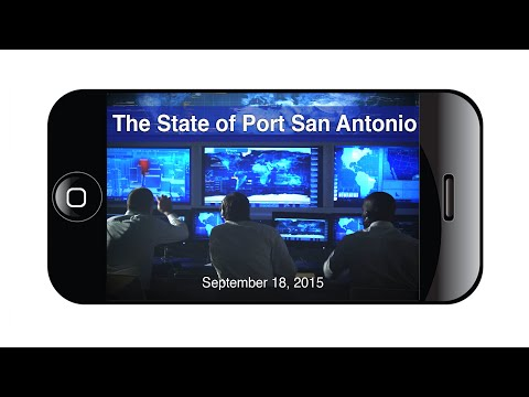 The 2015 State of Port San Antonio