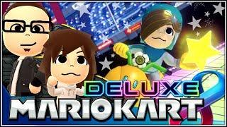Con el poder de las estrellas!!! | Mario Kart 8 Deluxe (switch) | Castigo de Splatoon 2