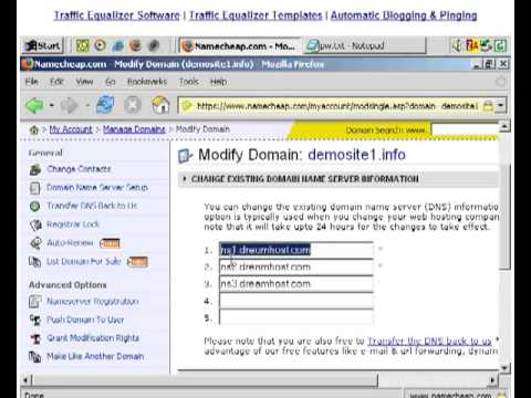 Adsense Cash - Get your domain live
