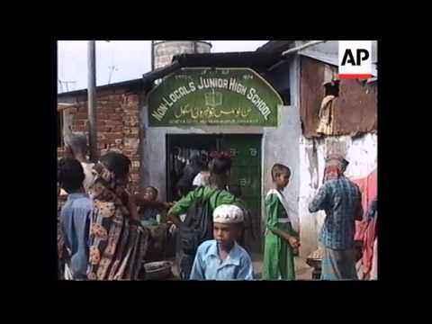 BANGLADESH: BIHARI REFUGEES