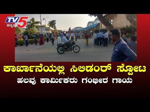 ರಾಮನಗರದ ಪಿಜಿಯನ್ ಫ್ರೆಜರ್ ಕುಕ್ಕರ್ ತಯಾರಿಕಾ ಕಾರ್ಖಾನೆಯಲ್ಲಿ ಅವಘಡ | Ramanagara News | TV5 Kannada