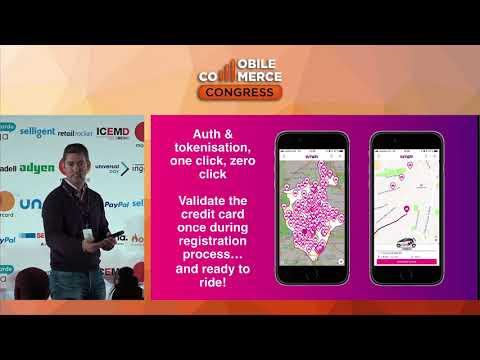 Mobile Commerce Congress: Caso de éxito Adyen + eMOV