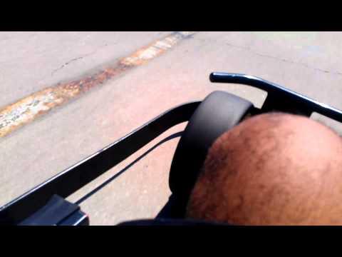 Adventure Landing Go-Karts in Dallas, TX. [8-4-12]