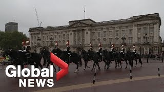 """Royal baby: Theresa May, Britons react to Harry and Meghan's """"wonderful news"""""""