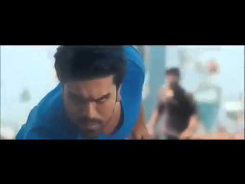 DSP using the same BGM for YEVADU and MIRCHI..!! :)