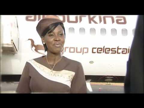"""spot Air Burkina """"Vous êtes unique"""""""