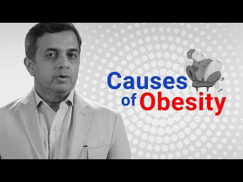 Why do I gain Weight so Fast?? | Causes of Obesity | Sushruta