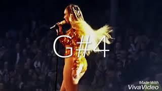 Vocal Battle: Beyoncé Knowles Vs Kelly Clarkson (G#4 - F#5) Recent Live Vocals!