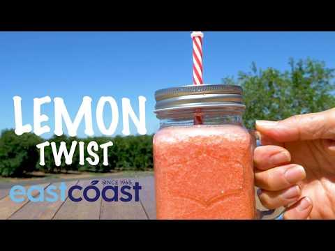 Smoothie Recipes -  Lemon Twist | Eastcoast Juices