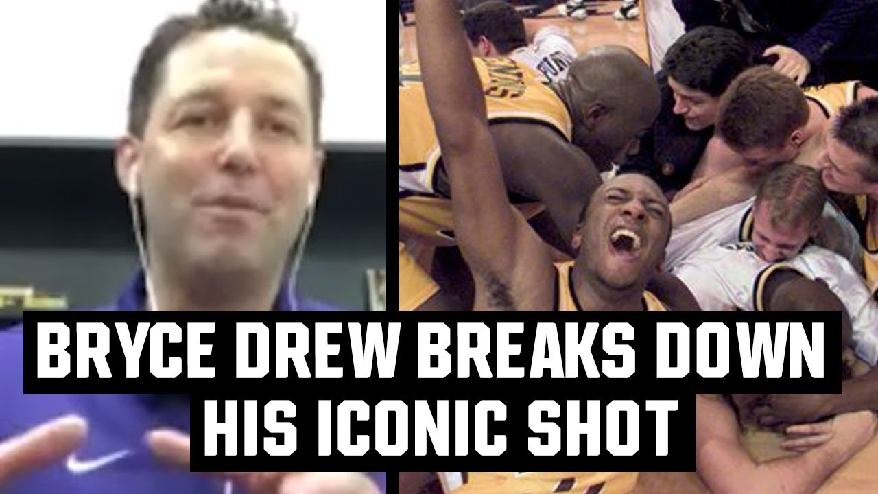 Bryce Drew's iconic buzzer beater, broken down by the Drew family