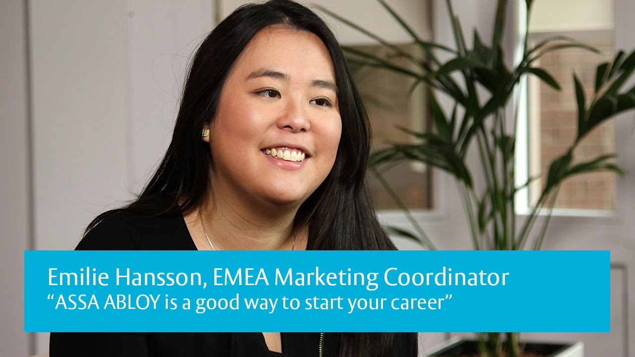 emilie hansson emea marketing coordinator graduate trainee emilie hansson emea marketing coordinator graduate trainee