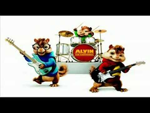 Alvin & Chipmunks  Gatman And Robin