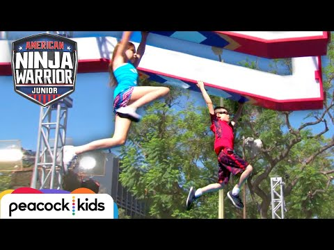 AMERICAN NINJA WARRIOR JUNIOR | Kid Ninja Warrior-in-Training Wins BIG