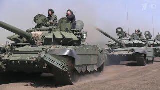 В России стартовала масштабная внезапная проверка боеготовности войск.