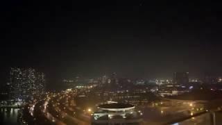 Cận cảnh về đêm khu căn hộ Imperia Smart City Tây Mỗ