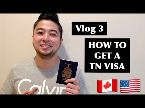 OFW VLOG 3 | HOW TO GET A TN VISA |