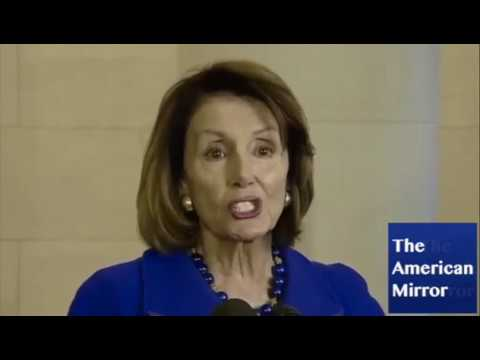 NANCY PELOSI: We can 'dig a hole' to hear Chinese laughing at us