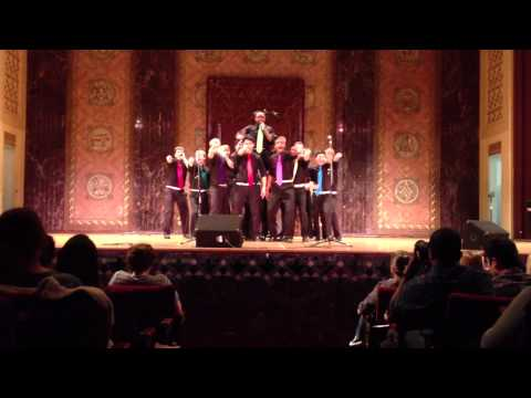 A Cappella - Defying Gravity (The Stereotypes)