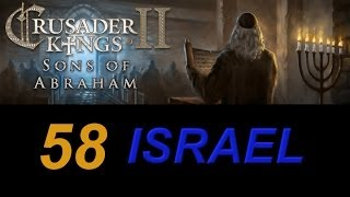 Crusader Kings 2 Israel 58 - Jihad For Egypt