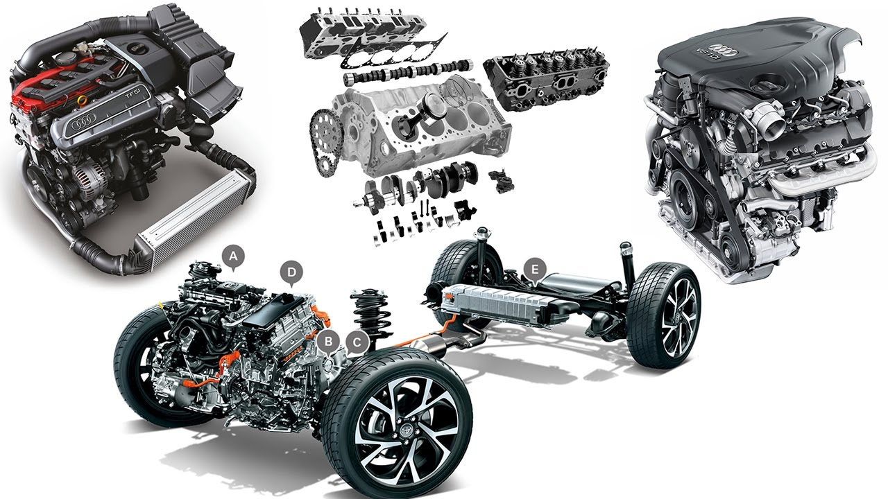 Electric Vs Hybrid Gas Sel Engines And Technology