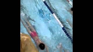 Школа плавания. Глубокий бассейн. Открытый урок 1